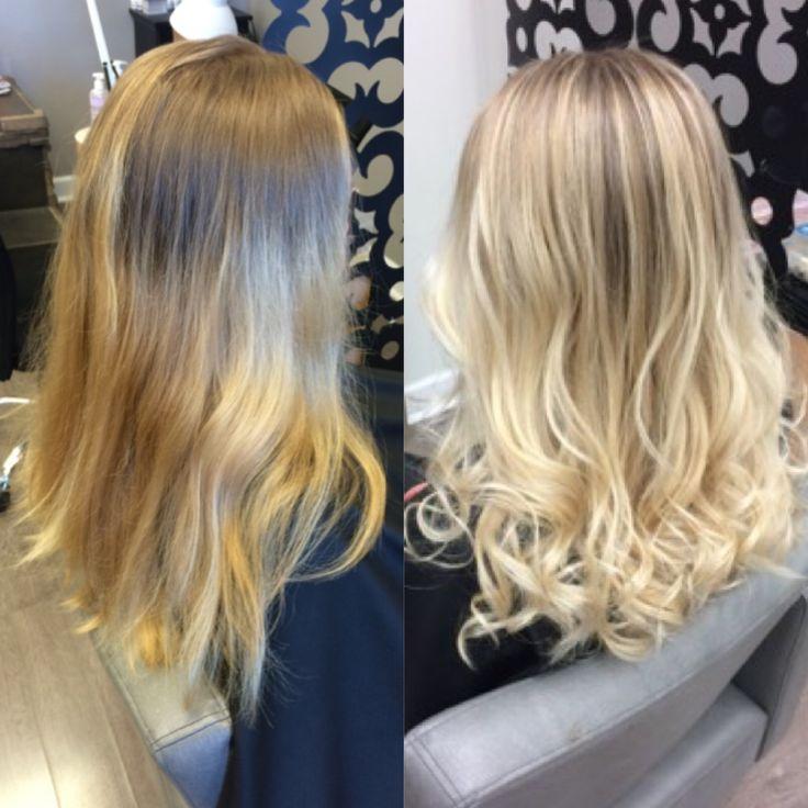 фиолетовый шампунь для блондинок
